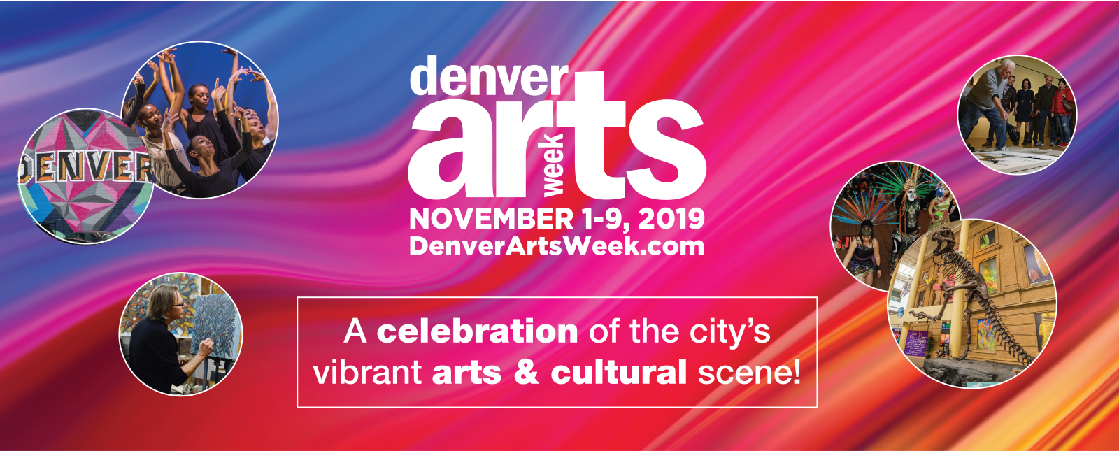 Denver Arts Week 2019 from Nov. 1 through Nov. 9