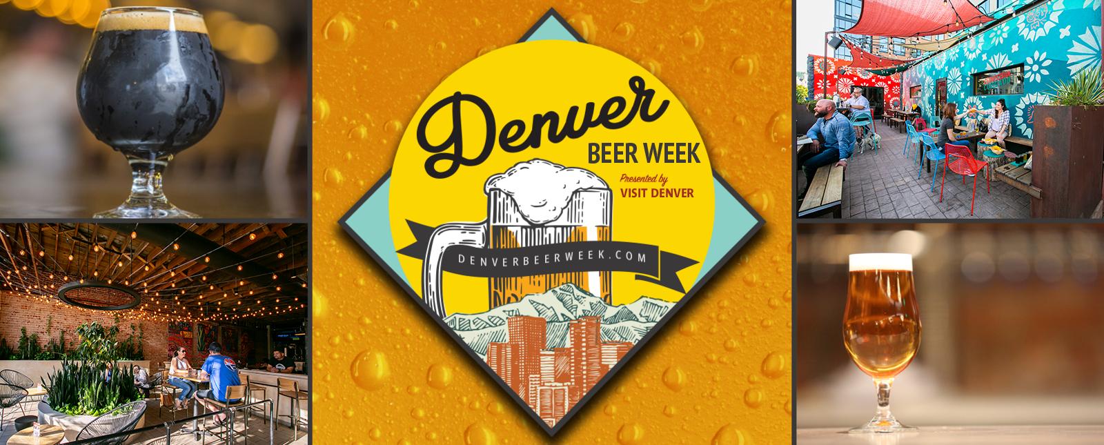 Denver Beer Week Header 2020
