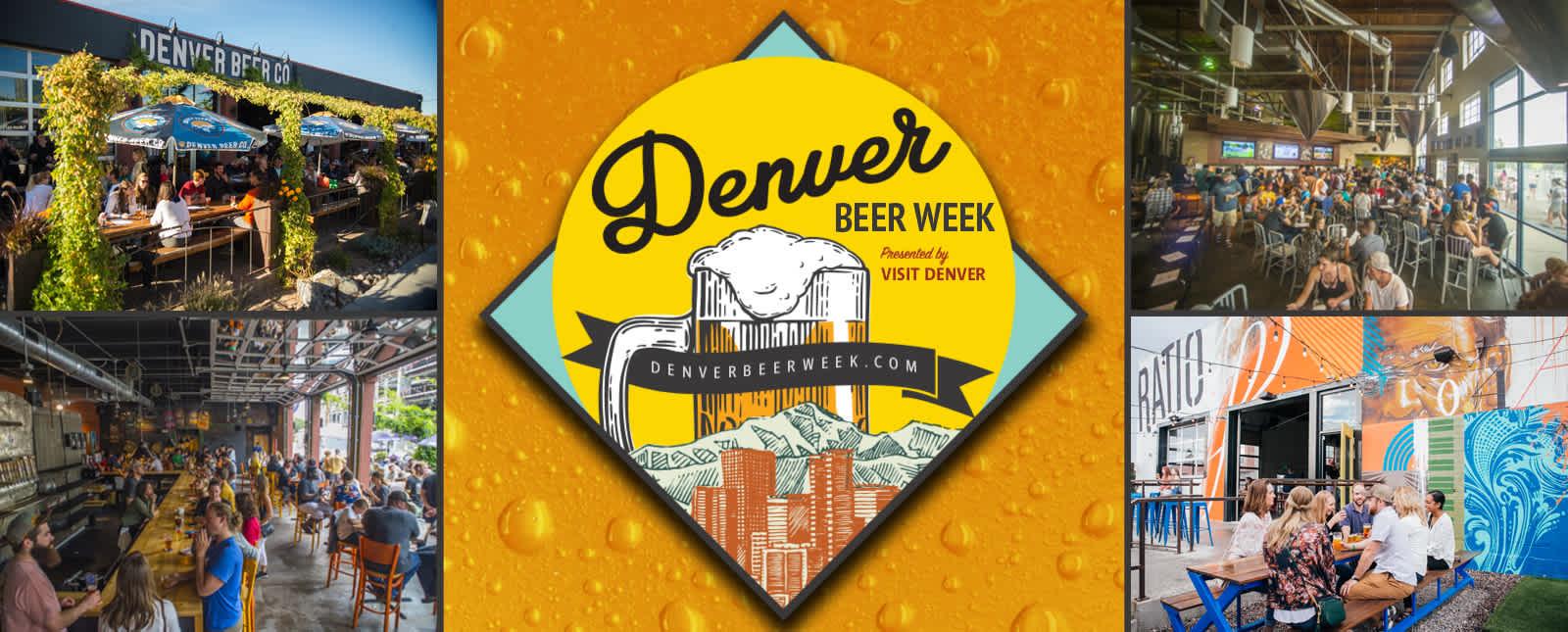 Denver Beer Week Header 2021