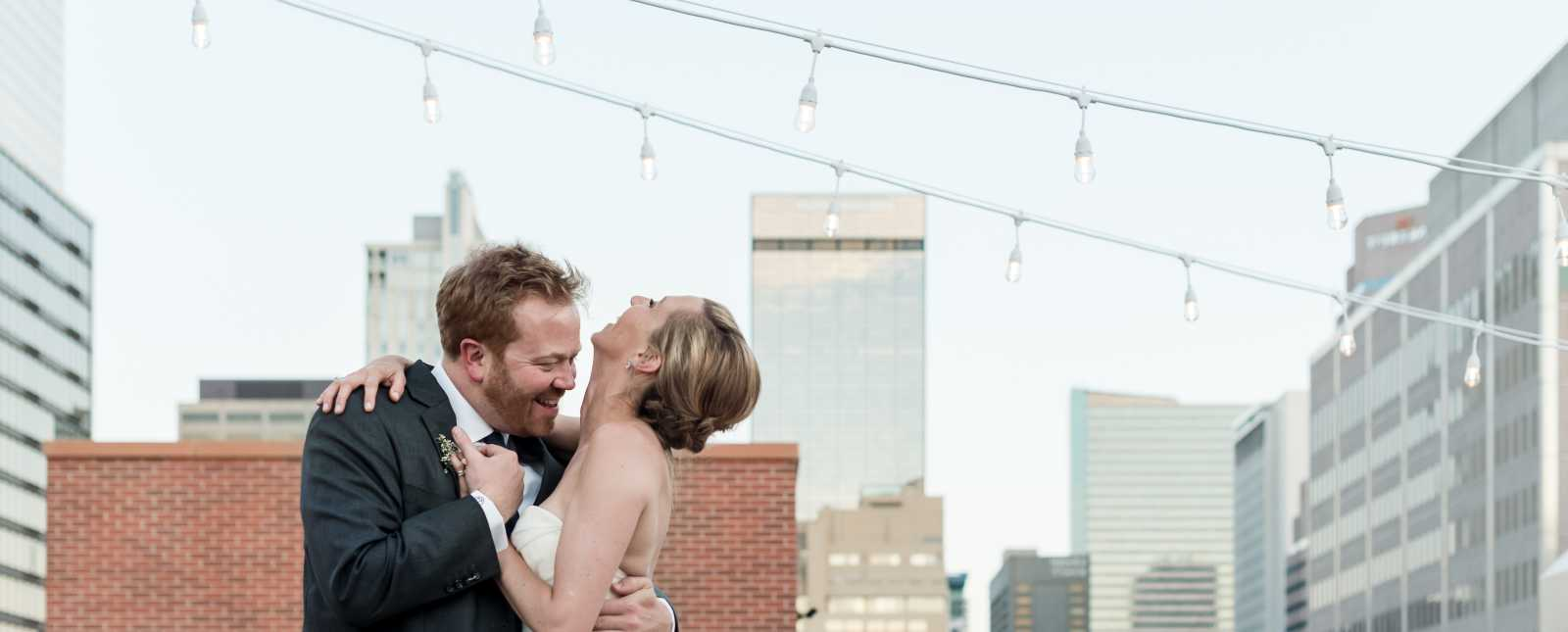 Downtown Denver Wedding Rooftop