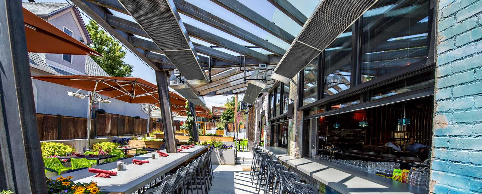 Acova restaurant in Denver