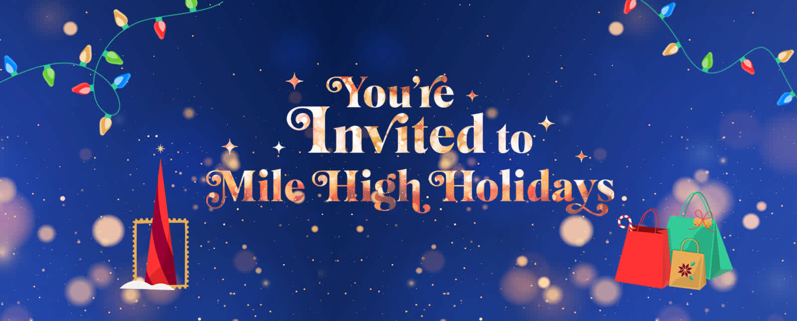 Denver Mile High Holidays 2020-21