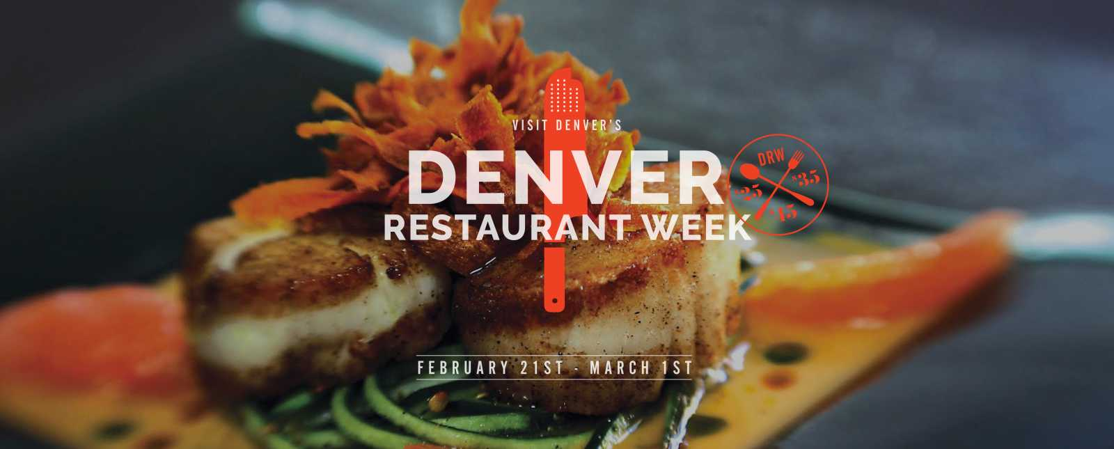 Denver Restaurant Week 2020