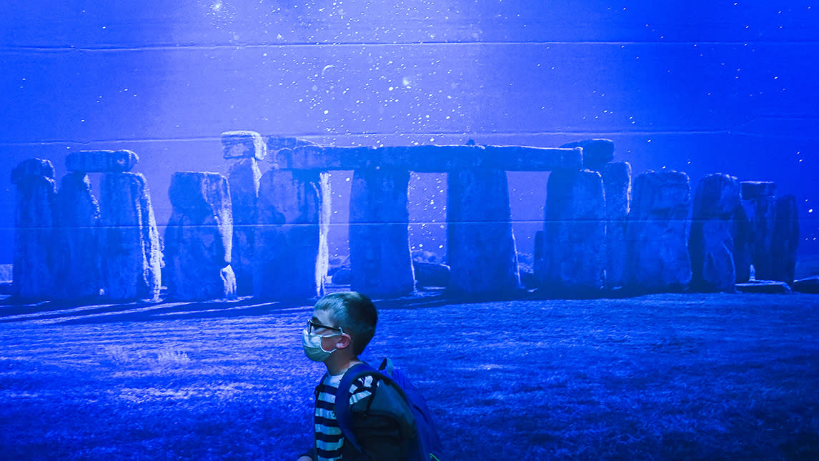 'Stonehenge' at the Denver Museum of Nature & Science