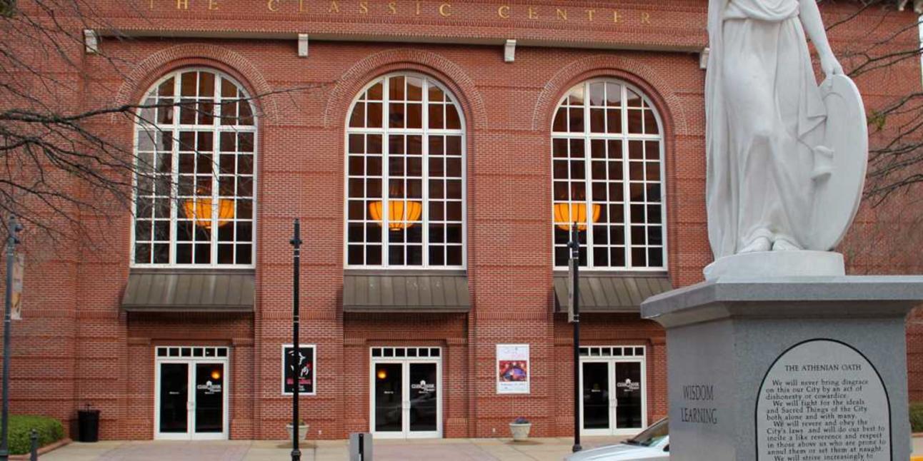 Classic Center Exterior