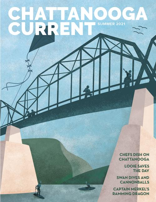 Chattanooga Current Cover