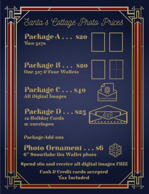 Photo Prices