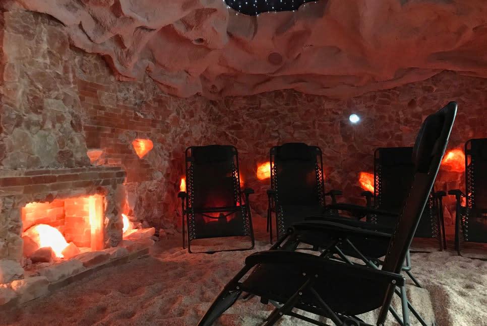 Salt Cave & Wellness Spa of St. John