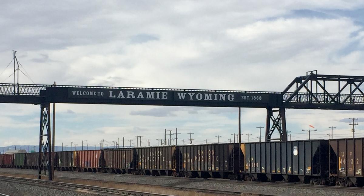 Laramie Train Depot