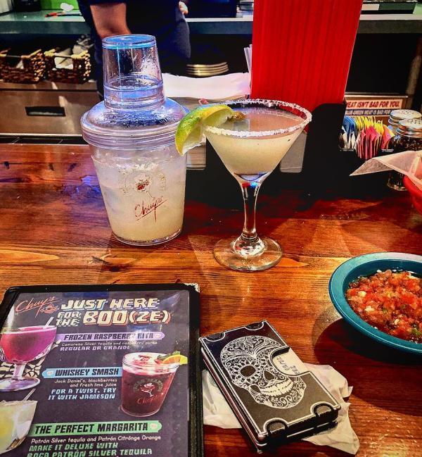 Margarita at Chuy's