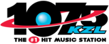 107.3 KZL logo
