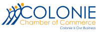 Colonie Chamber of Commerce logo