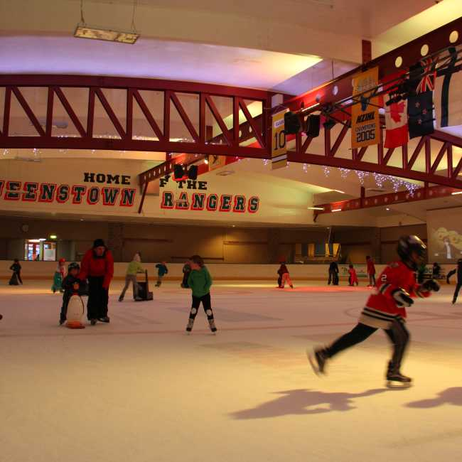 Kids and Family Fun at Queenstown Ice Arena