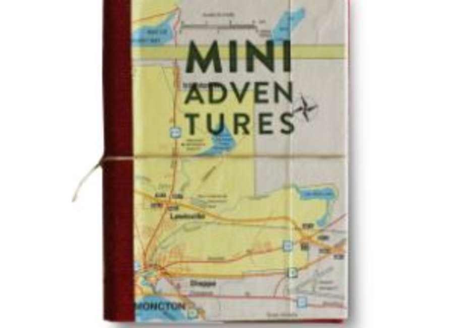 Adventure Journal Igloo Letterpress