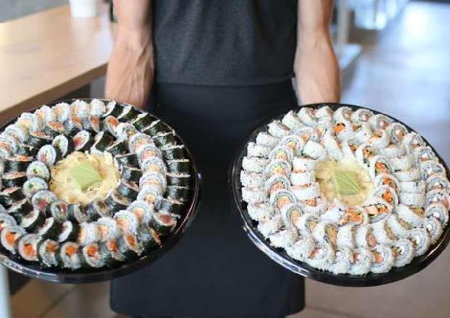 Fusian Sushi Party Tray
