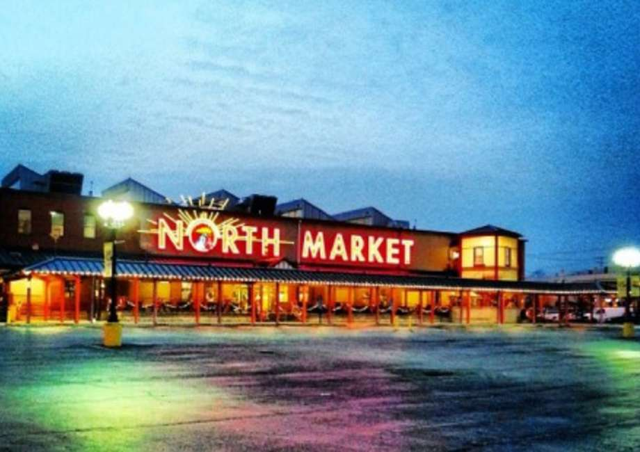 Explore the flavors of Columbus at the North Market