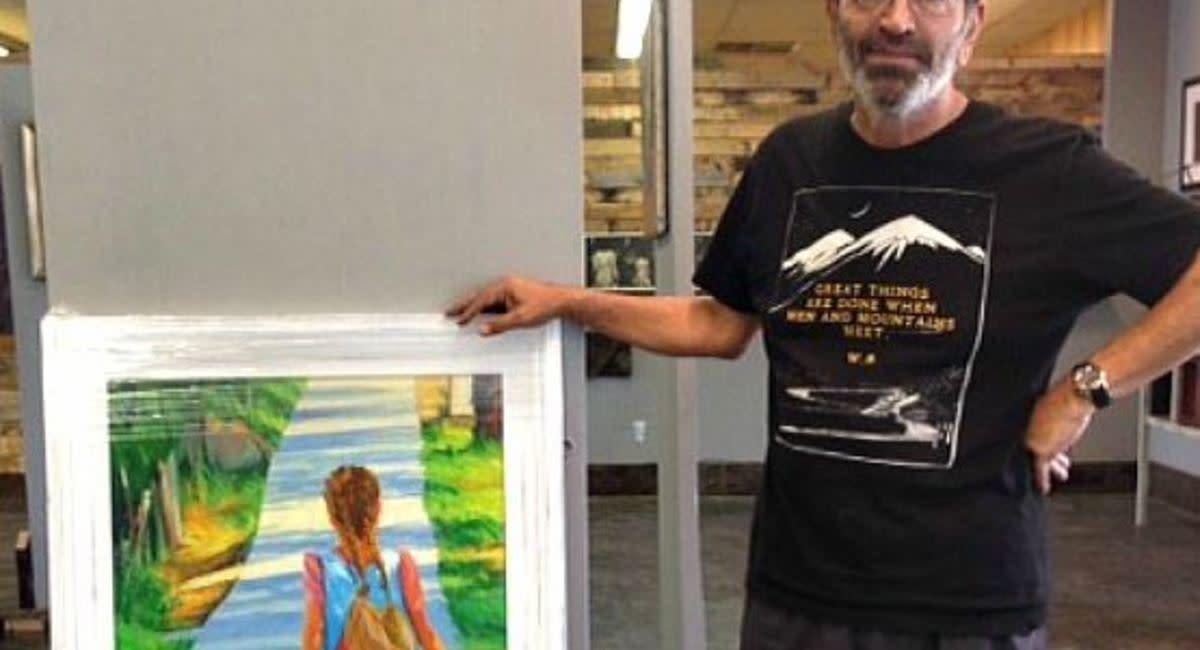 Sal Alvarez, Artist