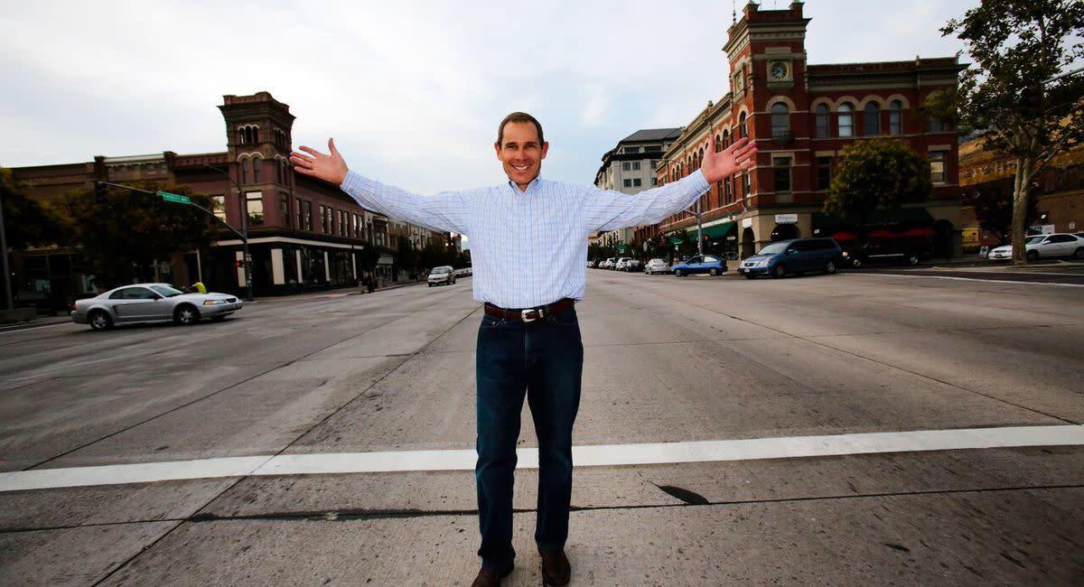 John Curtis, Mayor of Provo City