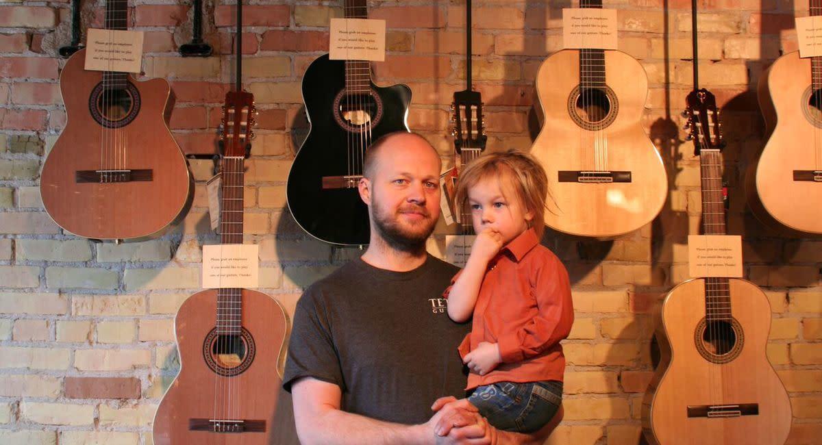 Rio Stika, Great Salt Lake Guitar Co.