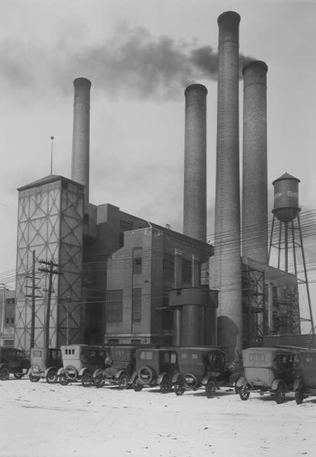 Studebaker Factory Site