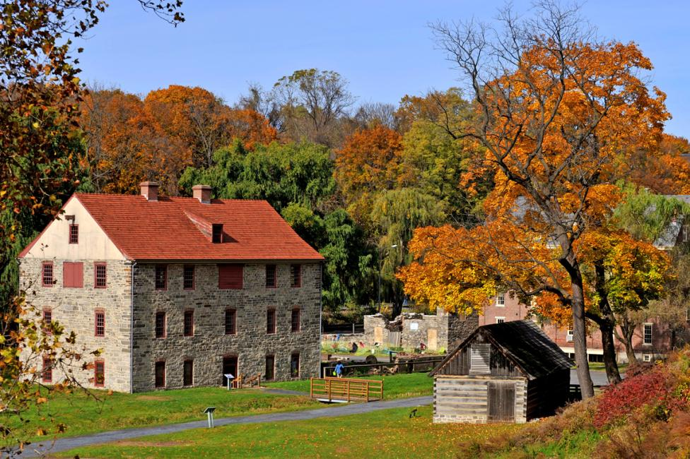 View Stunning Fall Foliage In Lehigh Valley