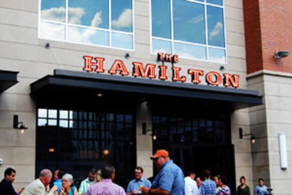 The Hamilton Kitchen Bar Is A Great Start To The New