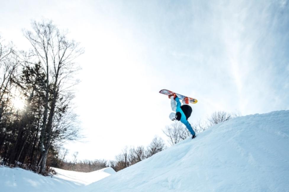 Beautiful Destinations - Windham Mountain - Catskills - Winter - Photo by Beautiful Destinations