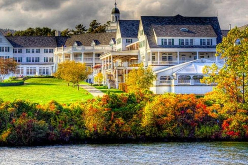 The Sagamore Resort, Fall