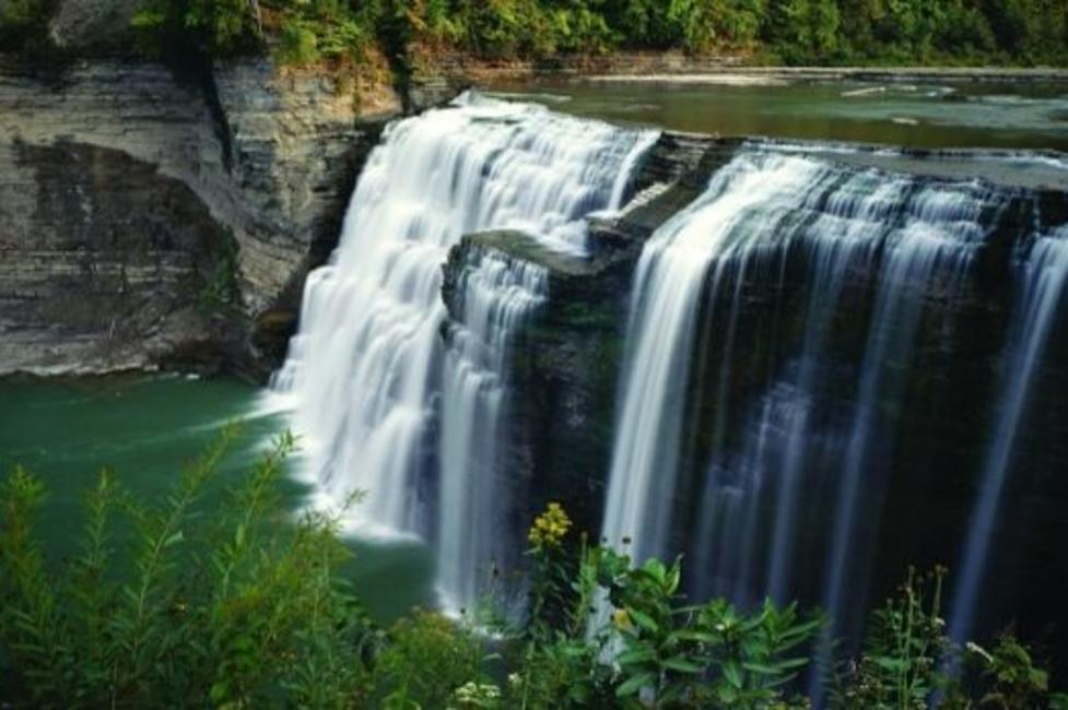 Letchworth State Park - Middle Falls