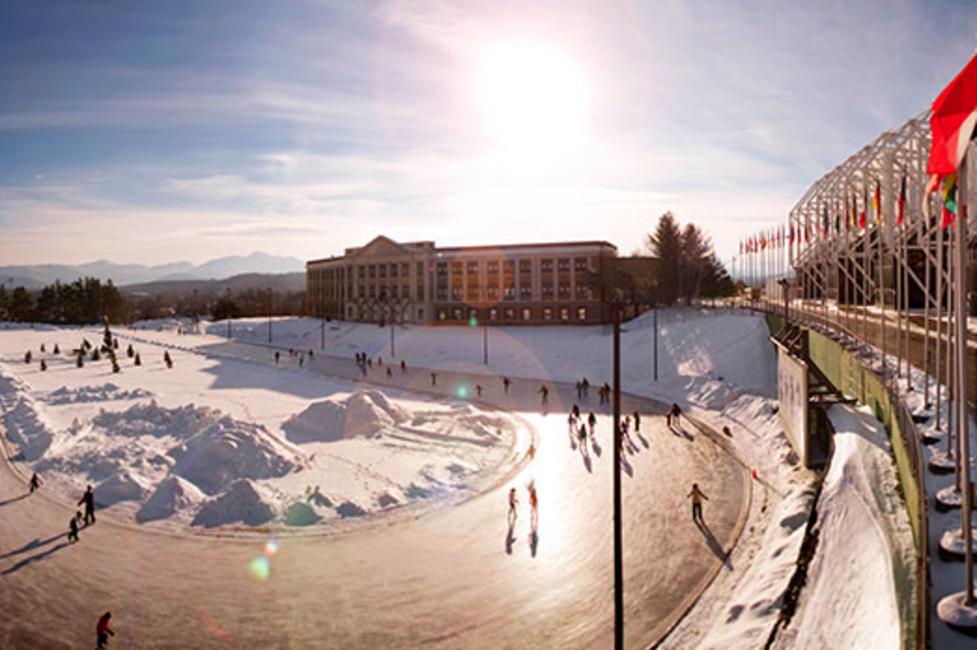 Lake Placid Winter Olympic Museum - Photo Courtesy of Lake Placid Winter Olympic Museum