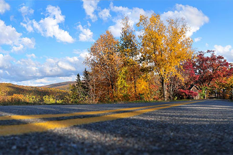 Finger lake fall driving tours - Photo Courtesy of VisitFingerLakes.com