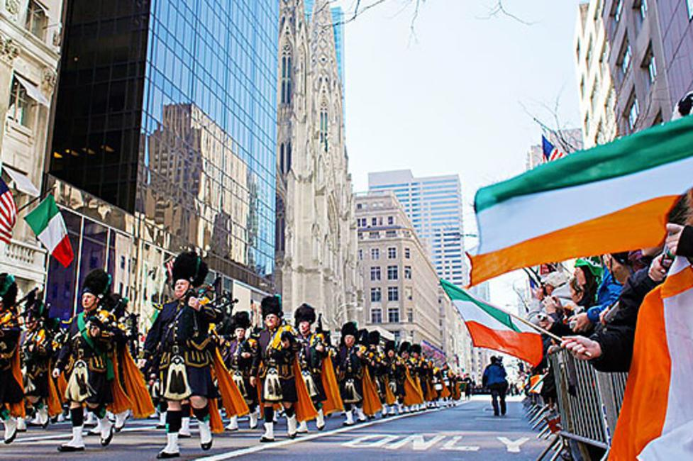St Patricks Day Parade- Photo by Joe Buglewicz