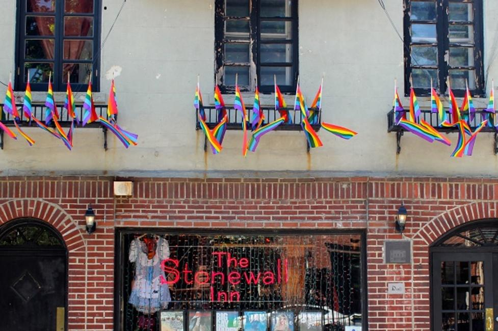 Exterior of Stonewall Inn