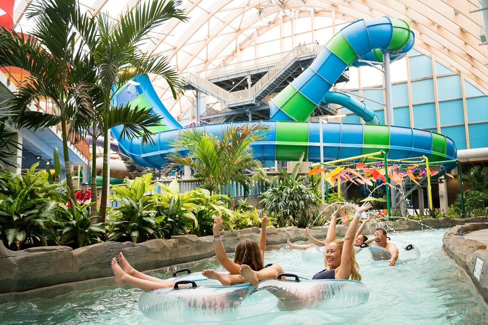 Lazy River at Kartrite Resort & Waterpark