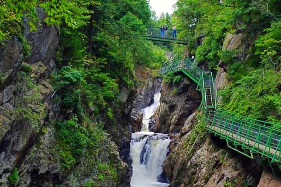 High Falls Gorge