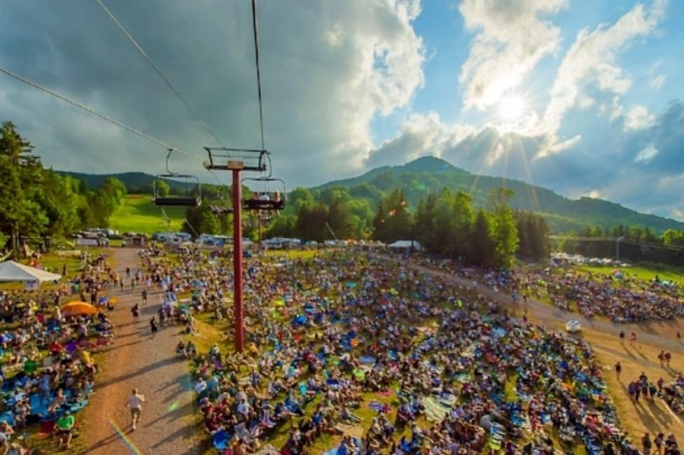 Mountain Jam at Hunter Mountain