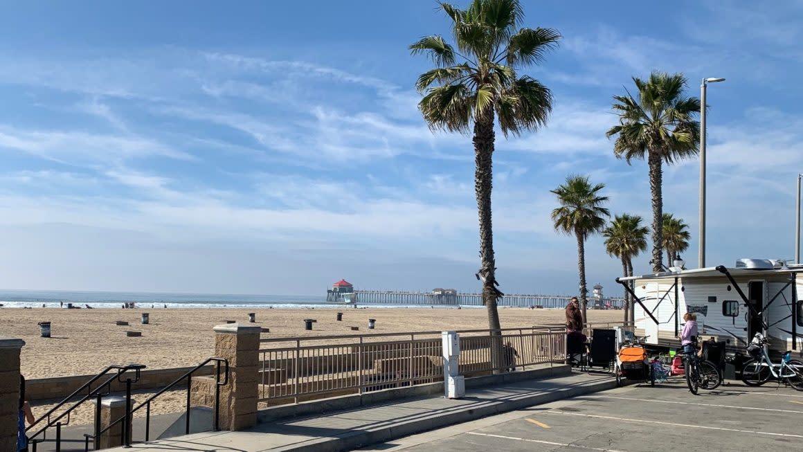 Sunset RV Park Huntington Beach