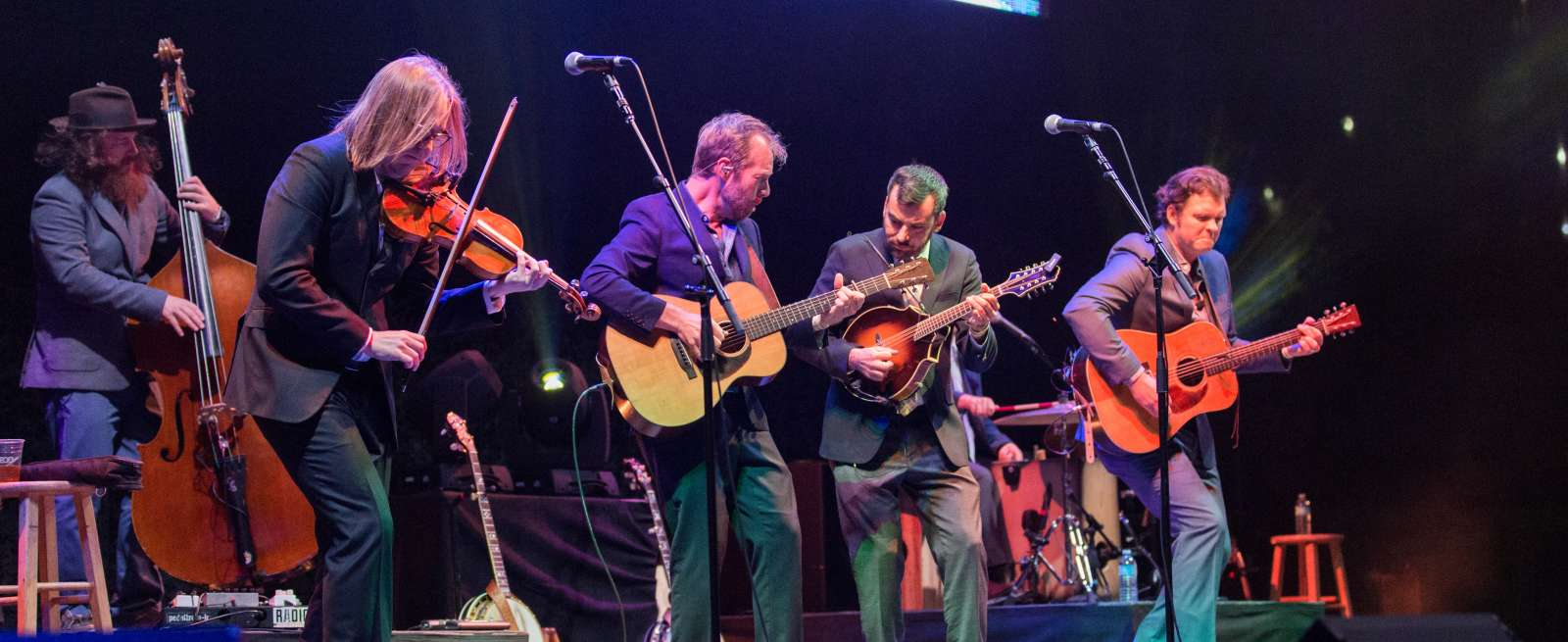 PNC presents Wide Open Bluegrass