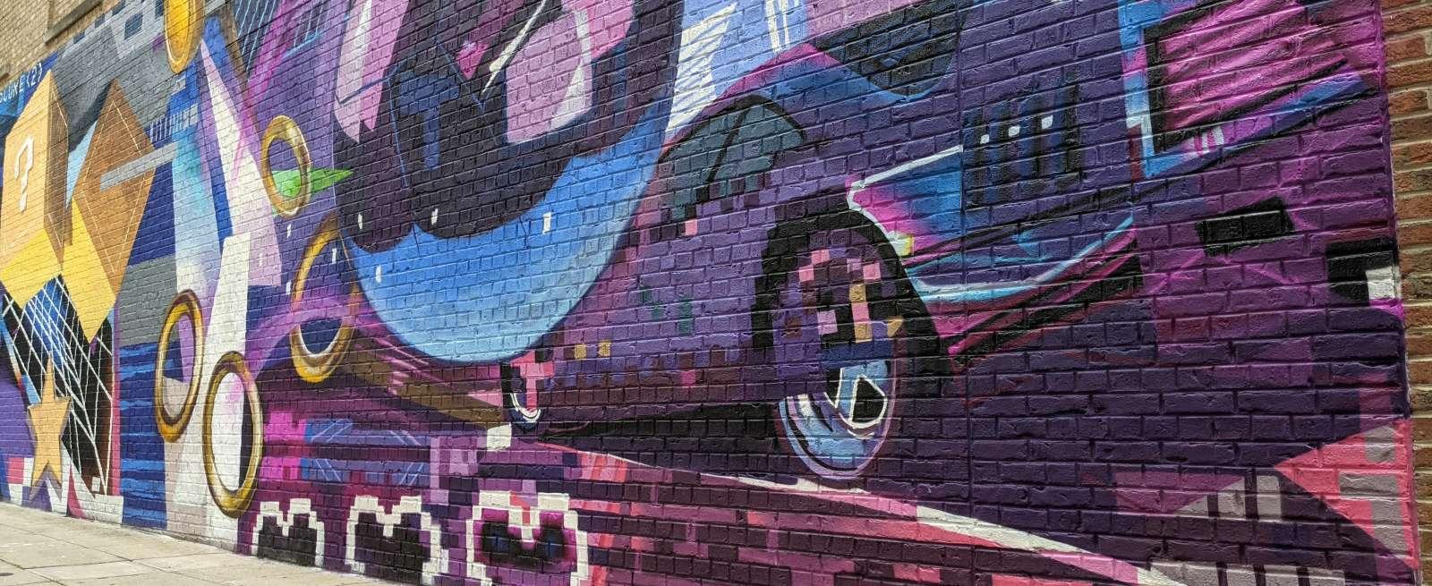esports Mural