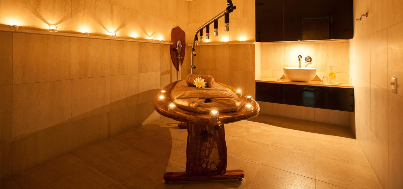 The Spa at Millbrook Resort Vichy experience