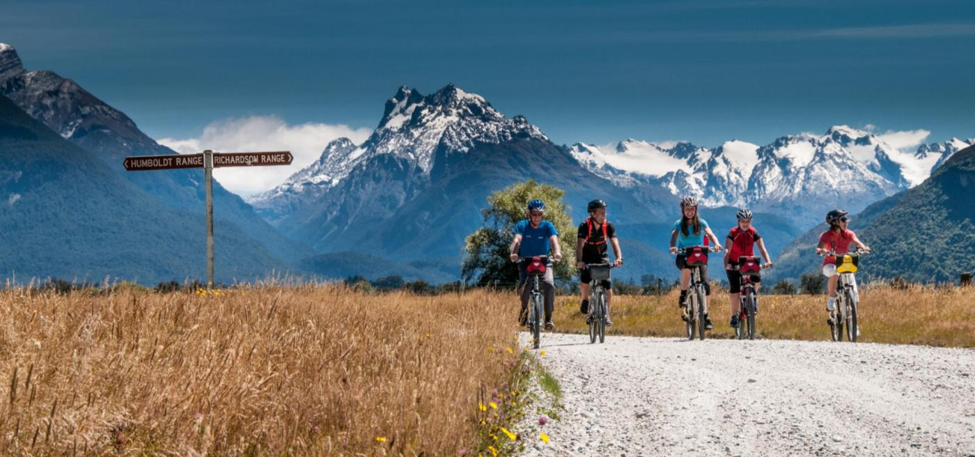 Revolution Tours Electric Bikes Glenorchy