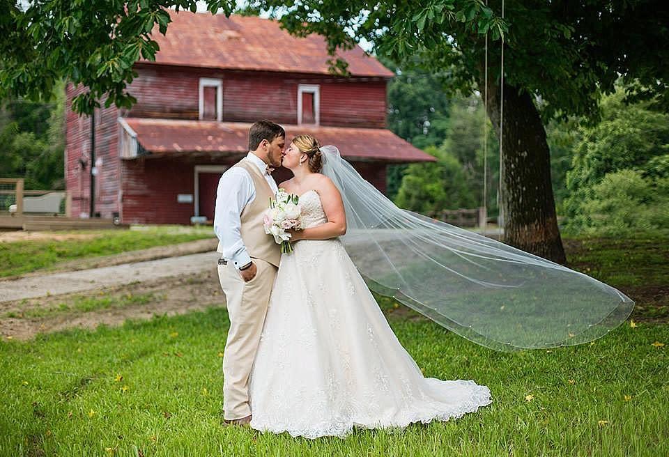 O'Quinns Mill Wedding