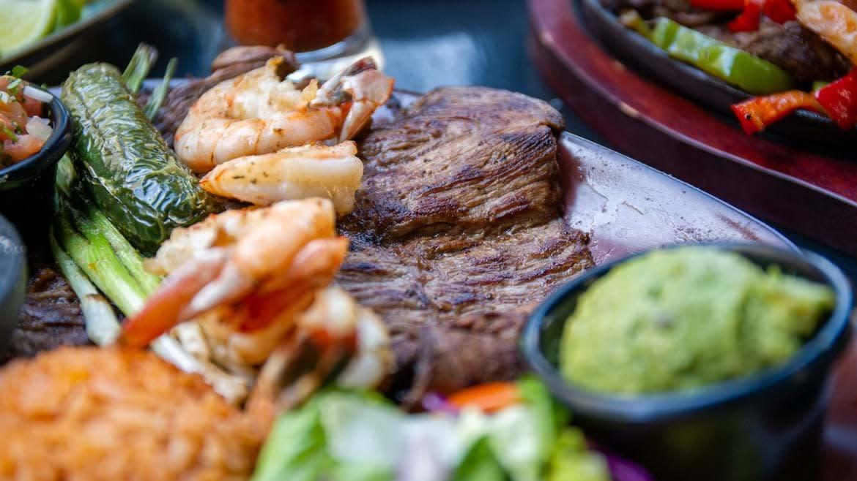 Carne Asada at  Casa de Pancho Mexican Grill