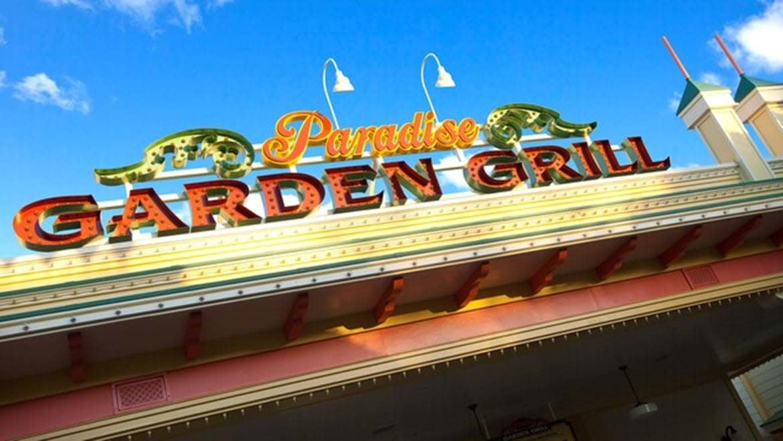 Paradise Garden Grill
