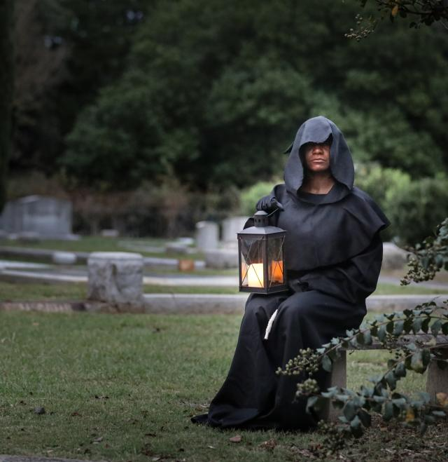 Haunted Cemetery Tour