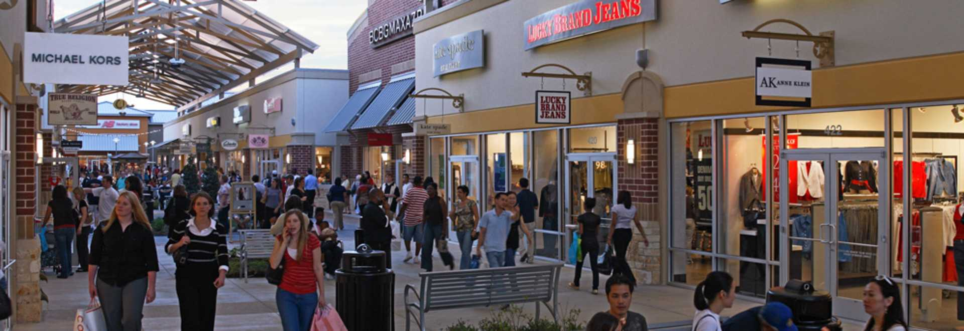 ad949cce870ce Houston Area Shopping Outlets | Malls & Factory Outlets