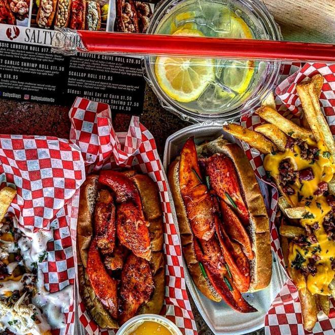 Saltys Lobster & Co. - Roanoke, VA
