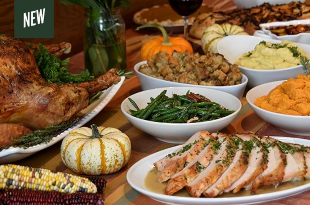 Not Your Average Joe's Reston - Thanksgiving