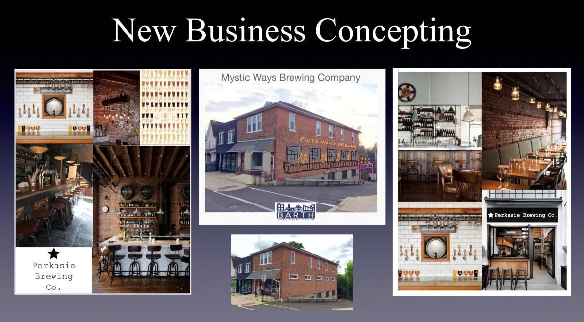 Perkasie new businesses