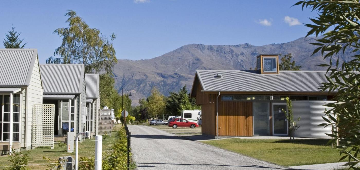 Arrowtown holiday Park and Camping Ground